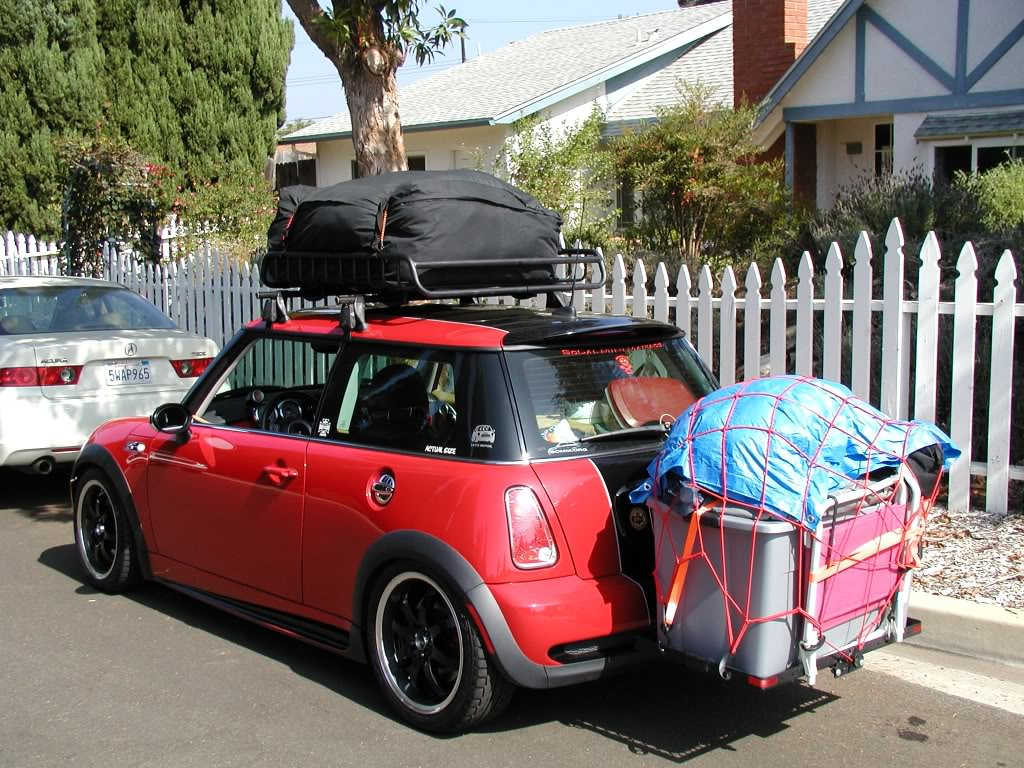 Packing Your Car Holiday Road Trip