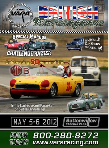 Vintage Auto Racing Association on Not An Official Midcal Minis Event The Vintage Auto Racing Association