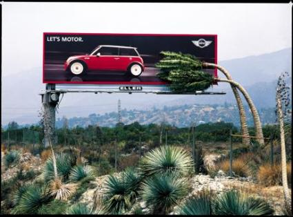 Mini Cooper Is Known For Very Interesting Marketing Ideas And Cool Advers They Also Have A Talent Creating Slogans That Really Grab Your