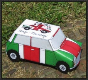 Mini-IMM2013-Italy-Paper-Car