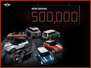 500,000th MINI