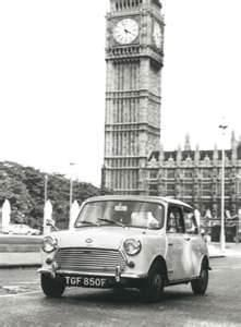 Mini and Big Ben