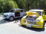 Classic Cooper S at Mini Mania.JPG