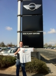 Robert at Plant with his MidCal MINIs shirt.jpg