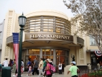 Large store in California Adventure named after Walt Disney's father