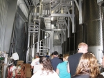 Inside the Rotta Winery